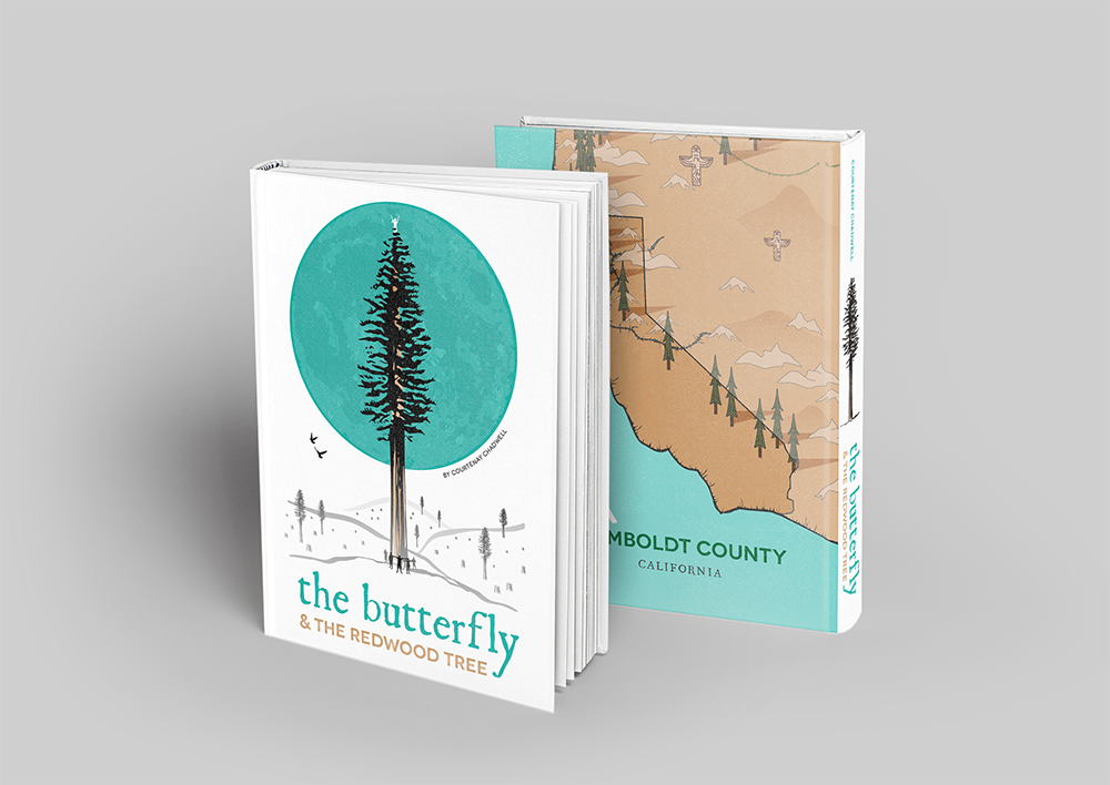 RedwoodButterflyBookDesign